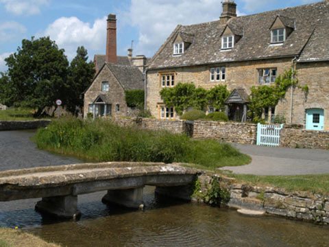 The Old Mill, Lower Slaughter, Cotswolds